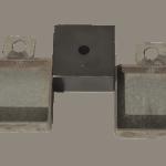 vismagneet, magneetvissen, magneet, blokmagneet met 200 kg trekkracht, metaaldetectie, Neodymium, sterke blokmagneet