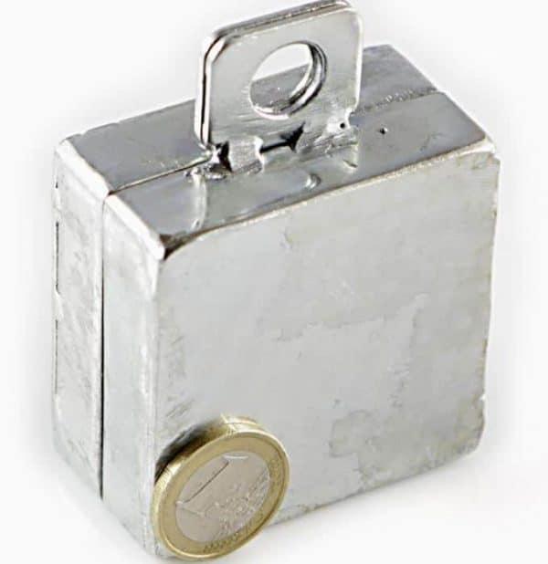 blokmagneten, neodymium blokmagneten, blokmagneten kopen, vismagneet, magneetvissen, magneet, blokmagneet met 90 kg trekkracht, metaaldetectie, Neodymium, sterke blokmagneet