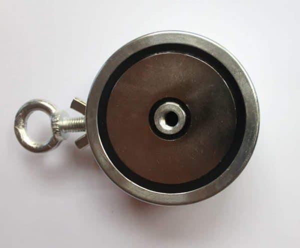 vismagneet, magneetvissen, vis magneet, magneet vissen,Dubbelzijdige vismagneet 600 kg, dubbelzijdige neodymium vismagneet, dubbelzijdige neodymium vismagneet,600 kg vismagneet, neodymium magneten, neodymium magneet, sterke magneten, sterke magneet, magneetvissen kopen,HeavyLifters, extreme vismagneten, extreme vismagneet, 600KG vismagneet