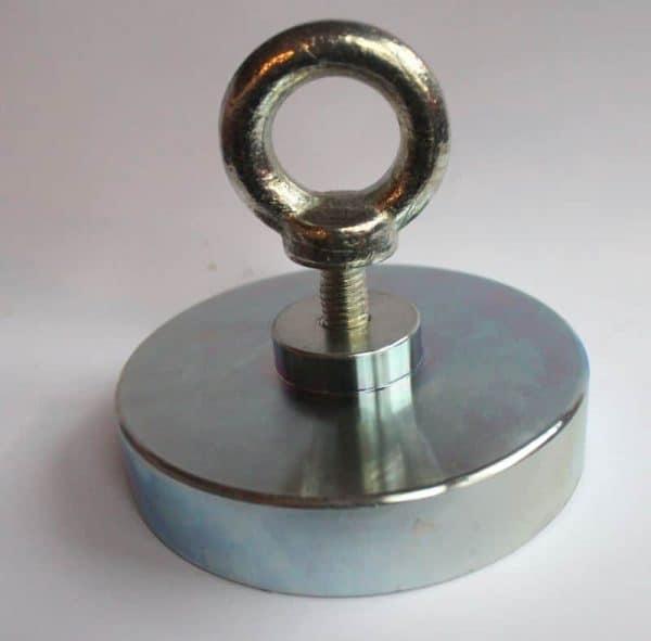 400 kg Vismagneet, Vismagneet 400 kg, neodymium magneten, neodymium magneet, sterke magneten, sterke magneet, magneetvissen kopen,super magneet, magneet met 400kg trekkracht, vismagneet, magneetvissen, magneet , metaaldetectie, Neodymium, 400KG trekkracht