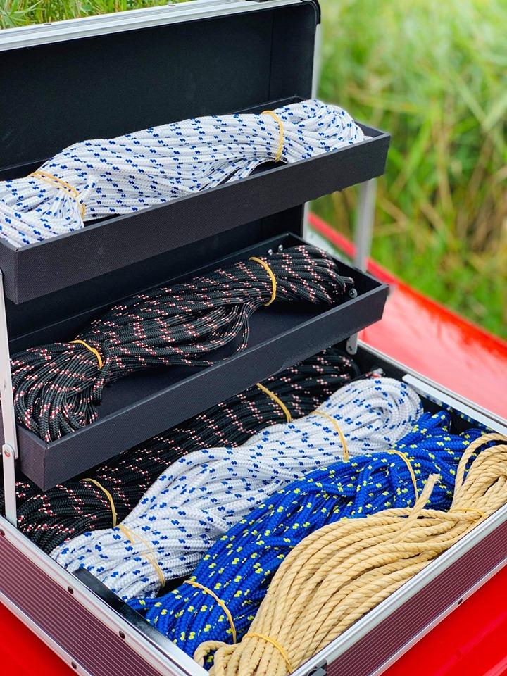 magneetvissen touw, vismagneet touw