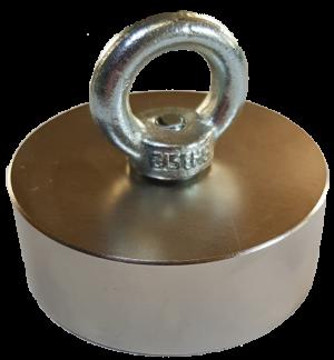 sterke vismagneet, sterkste vismagneet, predator magneet, predator vismagneet, allround magneet, allround vismagneet, 360 graden magneet, rondom magnetische magneet, rondom magnetische vismagneet