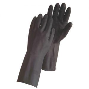 Waterdichte zwarte handschoen, zwarte handschoenen, waterdichte handschoenen